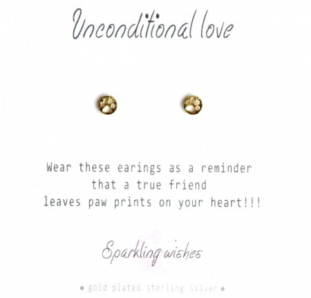 SW - Unconditional love studs