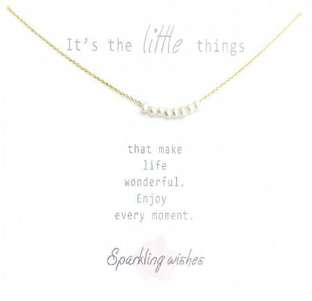 SW - It´s the little things